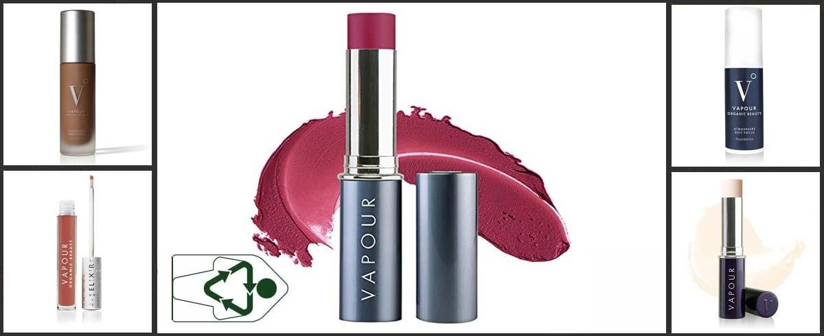 Maquillaje natural y orgánico libre de crueldad